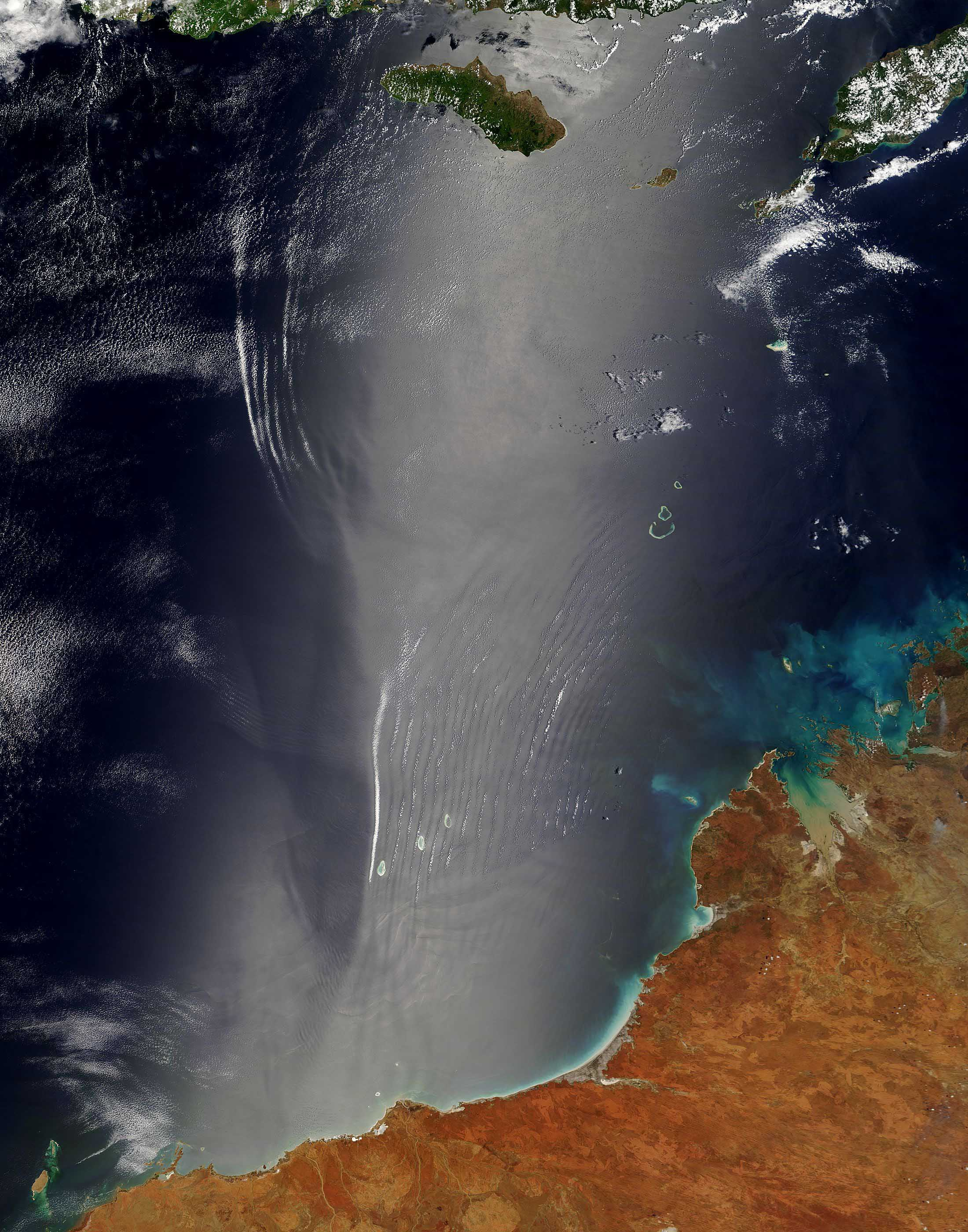 Satellite_view_of_the_Shark_Bay