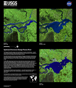 Parana River Diversion